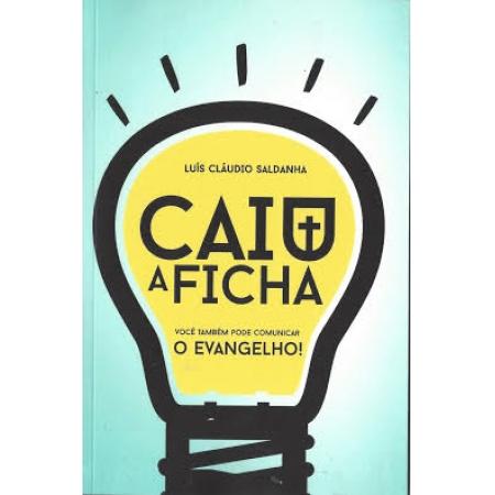 Livro Caiu a Ficha
