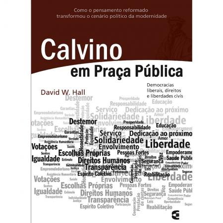 Livro Calvino em Praça Pública