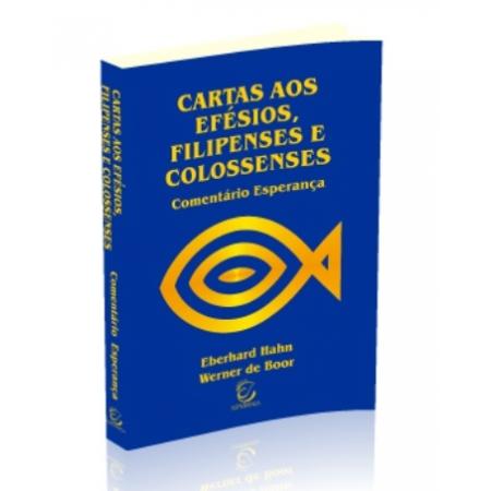 Livro Cartas aos Efésios, Filipenses e Colossenses