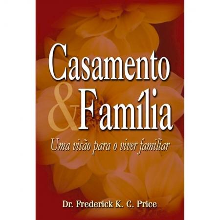 Livro Casamento e Família