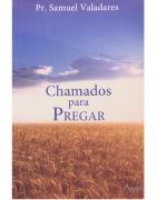 Livro Chamados Para Pregar