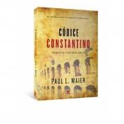 Livro Códice Constantino - Em busca de Tesouro Bíblico