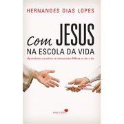 Livro Com Jesus na Escola da Vida