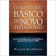 Livro Comentário Básico do Novo Testamento