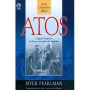 Livro Comentário Bíblico Atos