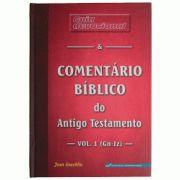 Livro Comentário Bíblico do Antigo Testamento - Gn à Jz - Vol. 1