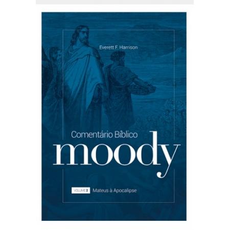 Livro Comentário Bíblico Moody - Volume 2