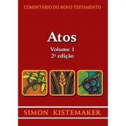 Livro Comentário do Novo Testamento de Atos Vol. 1