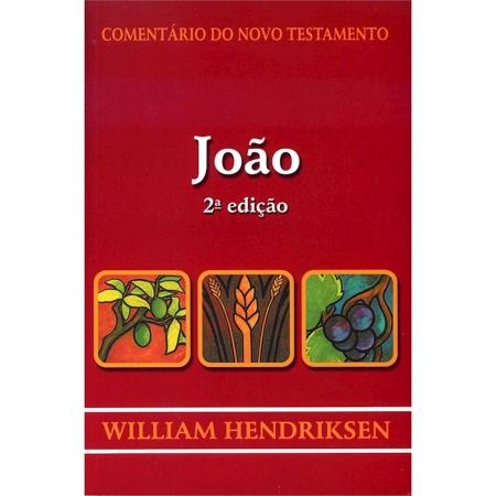 Livro Comentário do Novo Testamento de João - 2ª edição
