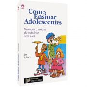 Livro Como Ensinar Adolescentes