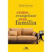 Livro Como Evangelizar Sua Família