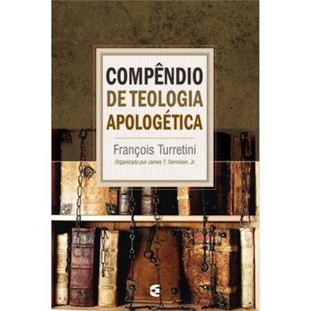 Livro Compêndio de Teologia Apologética - 3 volumes