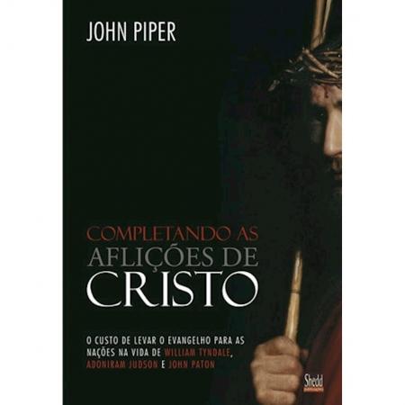 Livro Completando as Aflições de Cristo