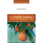 Livro Compromisso | Série Discipulado de Liderança