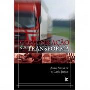 Livro Comunicação Que Transforma