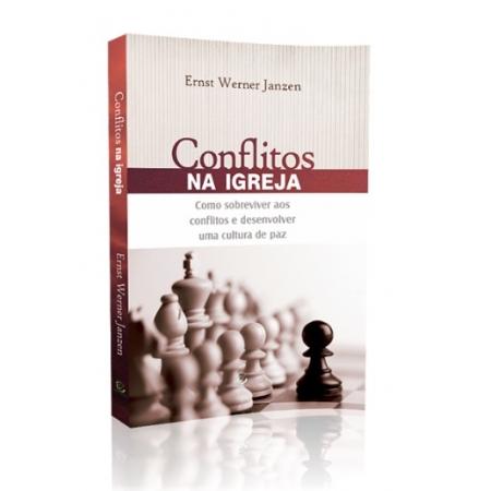 Livro Conflitos na Igreja