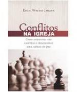 Livro Conflitos na Igreja - Produto Reembalado