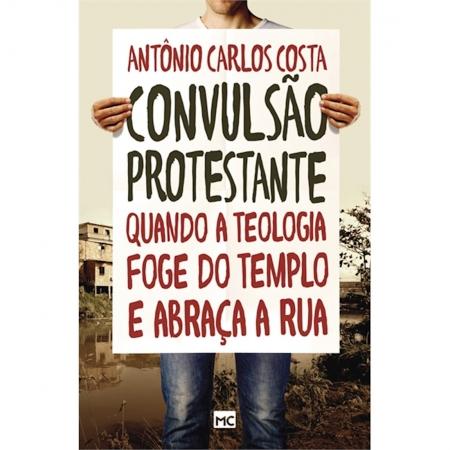 Livro Convulsão Protestante