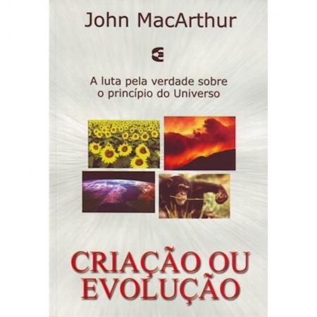 Livro Criação ou Evolução