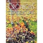 Livro Crônicas Contextuais- Produto Reembalado