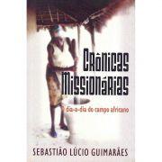 Livro Crônicas Missionárias