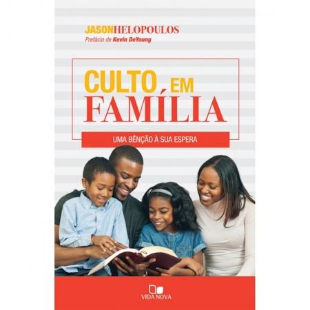 Livro Culto em Família