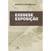 Livro Da Exegese à Exposição