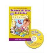 Livro de Músicas Falando de Deus aos Bebês - Vol.1