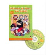 Livro de Músicas Falando de Deus aos Bebês - Vol.2