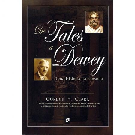 Livro De Tales a Dewey