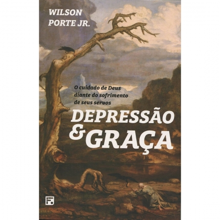 Livro Depressão e Graça