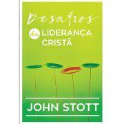 Livro Desafios da Liderança Cristã