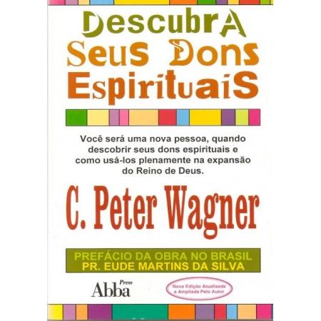 Livro Descubra Seus Dons Espirituais