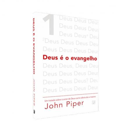 Livro Deus é o Evangelho - 2ª Edição
