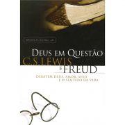 Livro Deus em Questão - C. S. Lewis e Freud