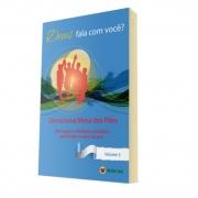 Livro Devocional Mesa dos Pães 03- Deus Fala com Você