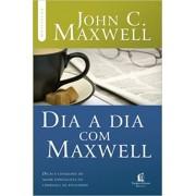 Livro Dia a Dia Com Maxwell