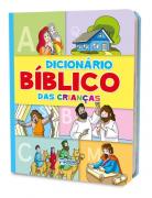 Livro Dicionário Bíblico das Crianças
