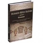 Livro Dicionário Bíblico Ilustrado Crescer