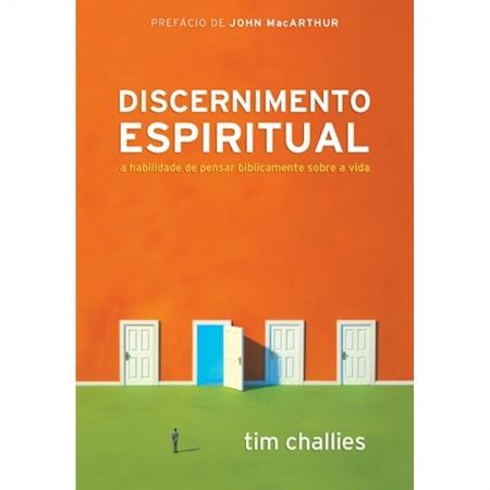 Livro Discernimento Espiritual