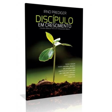 Livro Discípulo em Crescimento