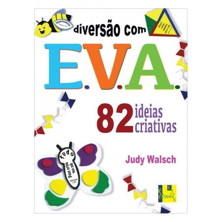 Livro Diversão com E.V.A.