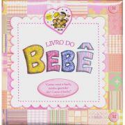 Livro do Bebê - Menina / Luxo