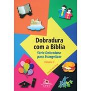 Livro Dobradura com a Bíblia