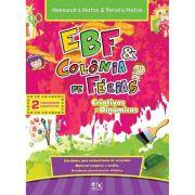 Livro EBF & Colônia De Férias - Criativa e Dinâmica