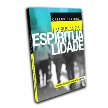 Livro Em Busca da Espiritualidade