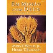 Livro Em Missão Com Deus - Vivendo O Propósito De Deus Para Sua Glória
