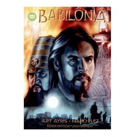 Livro em Quadrinhos Babilônia