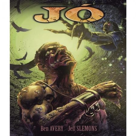 Livro Em Quadrinhos de Jó