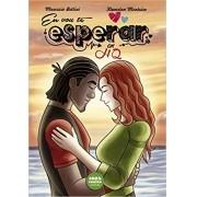 Livro em Quadrinhos Eu Vou Te Esperar